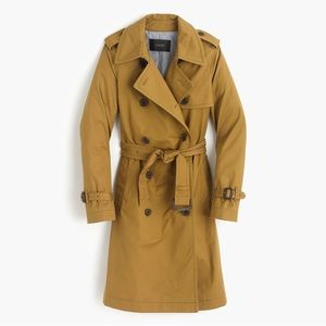 J. Crew City Trench Like New
